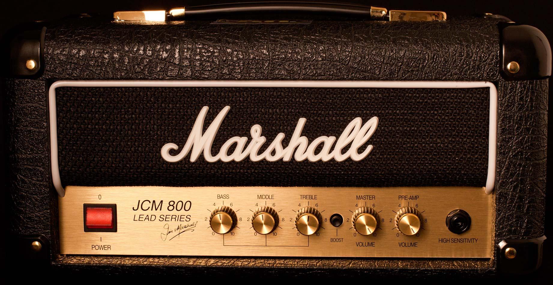 Marshall 800 своими руками